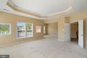 Primary Bedroom with Sitting Room - 22554 FOREST RUN DR, ASHBURN