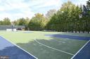basketball court - 213 RIDGEPOINT PL, GAITHERSBURG