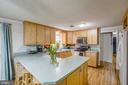 Eat in kitchen - 12400 TOLL HOUSE RD, SPOTSYLVANIA