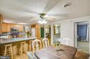 Flows into dining room - 12400 TOLL HOUSE RD, SPOTSYLVANIA