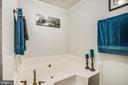 Soaking tub - 12400 TOLL HOUSE RD, SPOTSYLVANIA