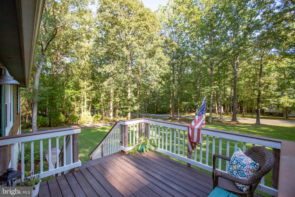Well maintained exterior - 12400 TOLL HOUSE RD, SPOTSYLVANIA