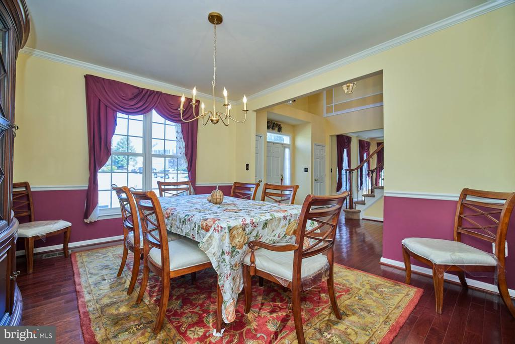 Formal Dining Room - 9032 PADDINGTON CT, BRISTOW