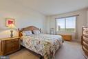 Primary bedroom opposite angle - 19375 CYPRESS RIDGE TER #711, LEESBURG