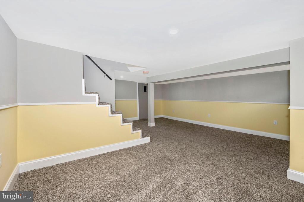 Newly Renovated Basement - 6121 QUINN RD, FREDERICK