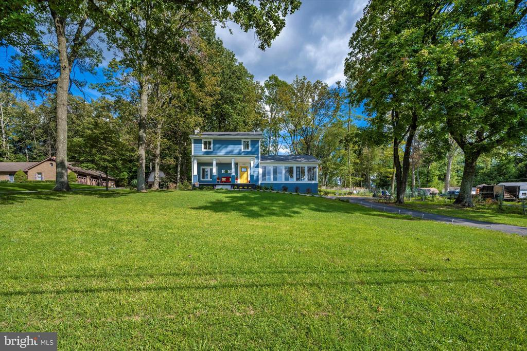 Is That A Half Acre Yard? I Think So - 6121 QUINN RD, FREDERICK