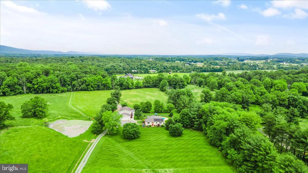 Potential to Purchase Add Acreage Behind Pond - 37872 CHARLES TOWN PIKE, HILLSBORO