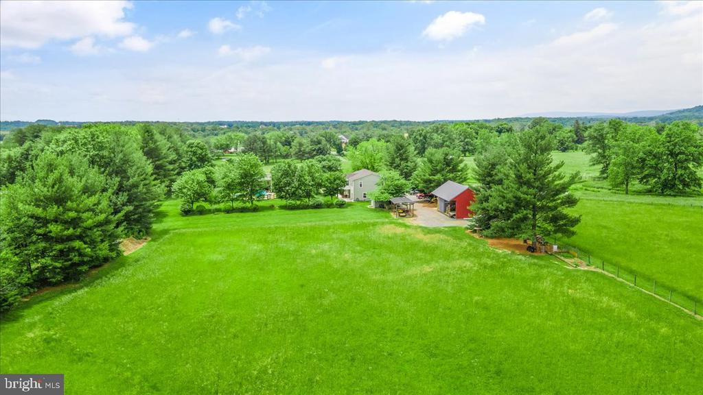 From Rear of Acreage Looking Forward - 37872 CHARLES TOWN PIKE, HILLSBORO