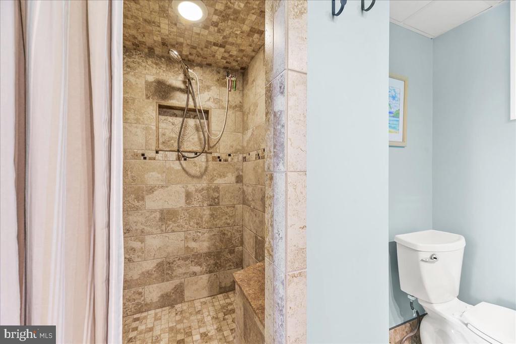 Updated Shower - 37872 CHARLES TOWN PIKE, HILLSBORO