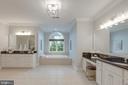 Luxury Bath - 16302 HUNTER PL, LEESBURG