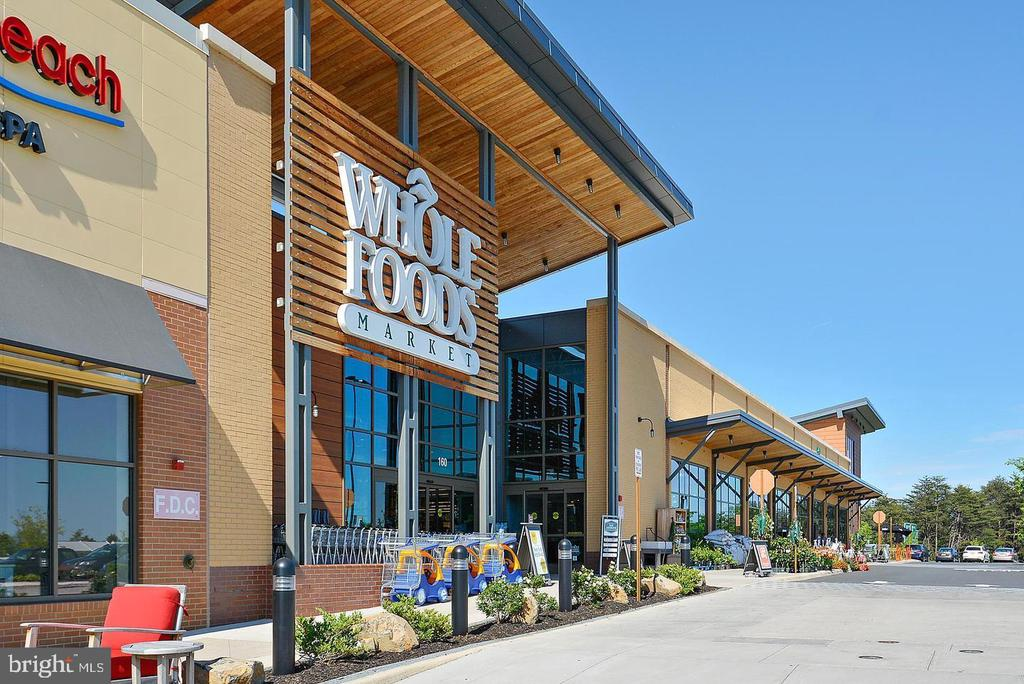 Belmont Chase Shopping Mall - 20373 MEDALIST DR, ASHBURN