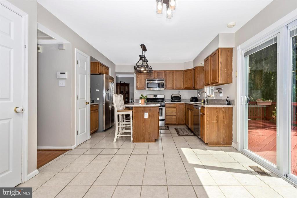 Kitchen - 1418 CRESCENT SPOT LN, FREDERICK