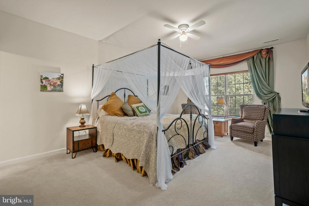 Guest Bedroom with Private Bath - 11201 BLUFFS VW, SPOTSYLVANIA