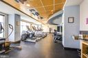 Fitness Center - 525 N FAYETTE ST #222, ALEXANDRIA
