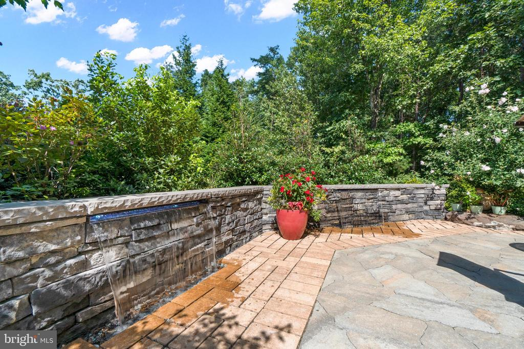 Three Waterfalls Provide Tranquility and Ambiance - 11201 BLUFFS VW, SPOTSYLVANIA