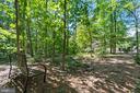 Take a Stroll Through the Woods on Mulch Wood Path - 11201 BLUFFS VW, SPOTSYLVANIA