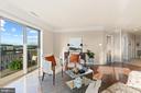 Beautiful views from every room - 901 N MONROE ST #1501, ARLINGTON