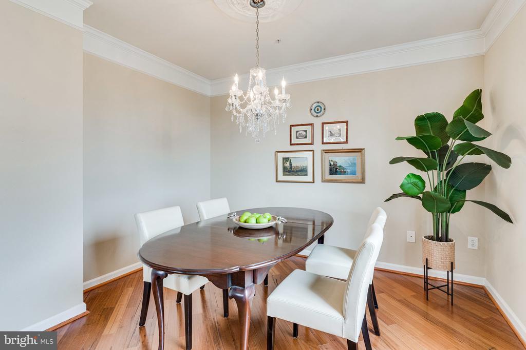 Hardwood floors - 901 N MONROE ST #1501, ARLINGTON