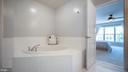 Primary bath Jetted Tub - 12712 PIEDMONT TRAIL RD, CLARKSBURG