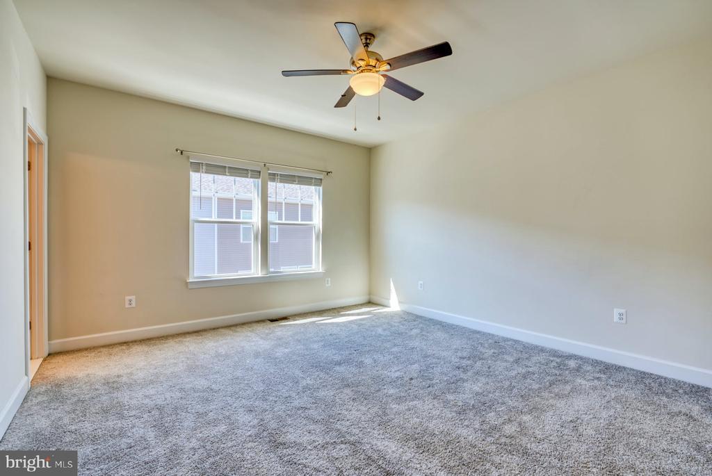 Large primary bedroom - 15281 CARTERSVILLE CT, HAYMARKET