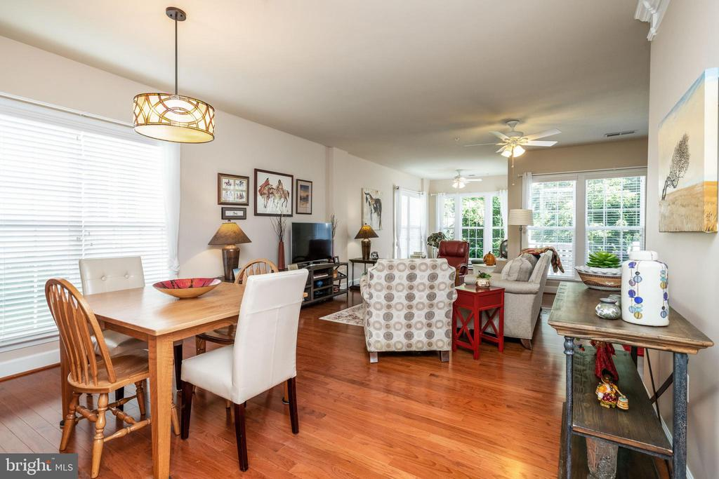 Dining /Great Room / Sun Room  All With A View - 43 DENISON ST, FREDERICKSBURG