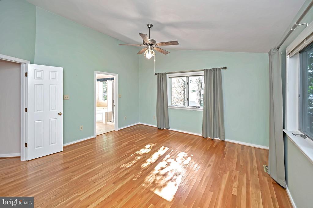 Owner's suite is spacious w/ vaulted ceilings - 110 CUMBERLAND CIR, LOCUST GROVE