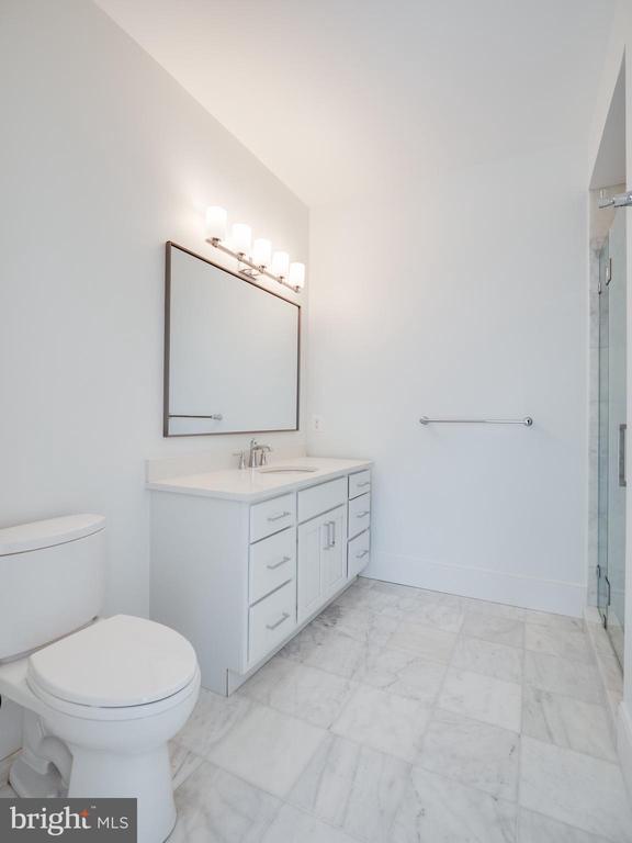 Upper level bathroom #2 - 635 FREDERICK ST SW, VIENNA