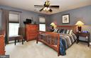 Three additional good sized bedrooms &ceiling fan - 15305 LIONS DEN RD, BURTONSVILLE