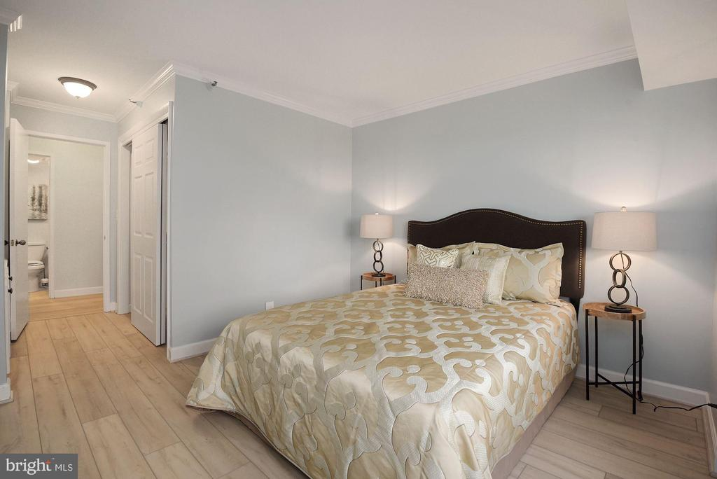 Second bedroom - 1600 N OAK ST #310, ARLINGTON