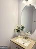 Powder bathroom - 18494 QUANTICO GATEWAY DR, TRIANGLE