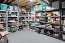 Lower Level Storage area - 25891 MCKINZIE LN, CHANTILLY