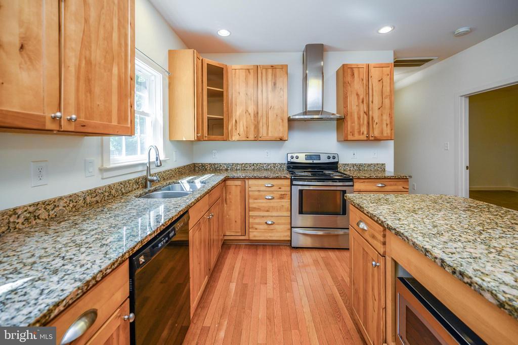 Granite countertops & upgraded appliances - 12812 ORANGE PLANK RD, LOCUST GROVE