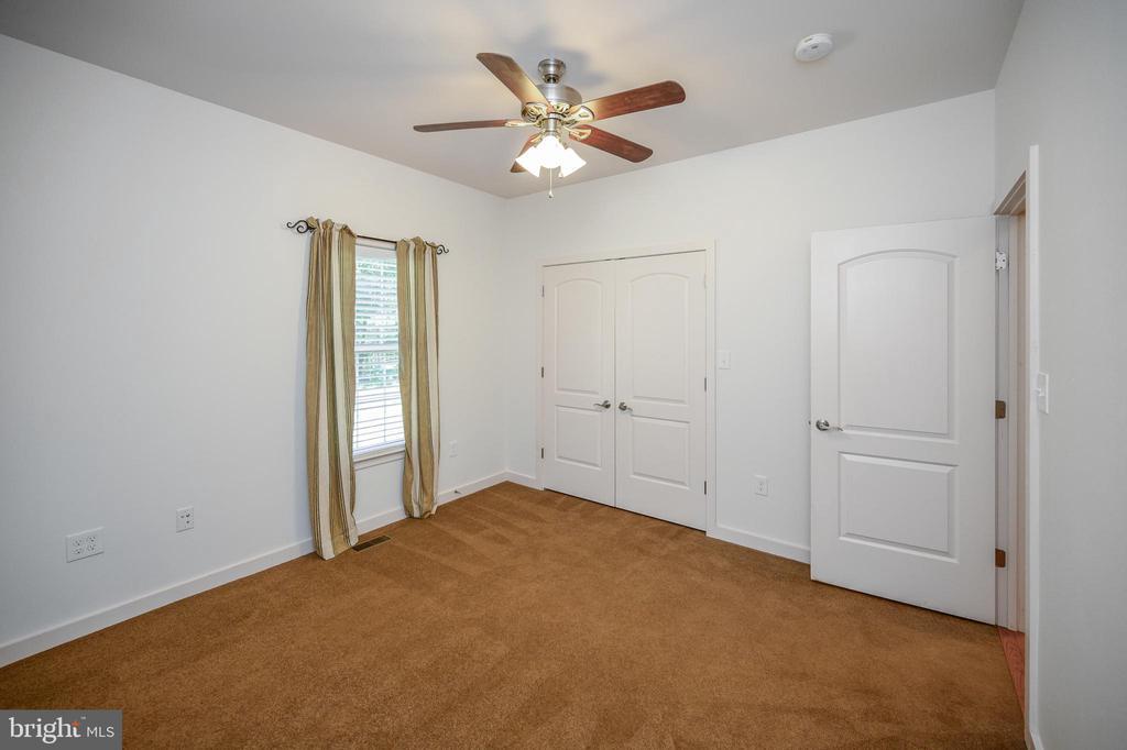 Bedroom #3 main level - 12812 ORANGE PLANK RD, LOCUST GROVE