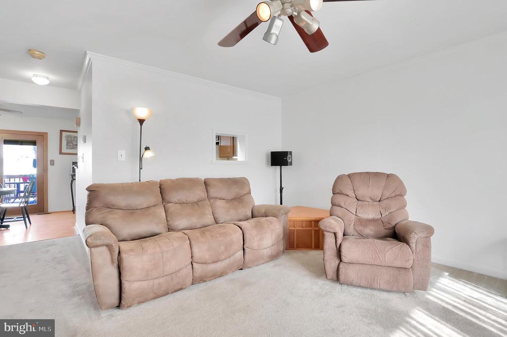 Living Room - 9 SPRINGER CT, THURMONT