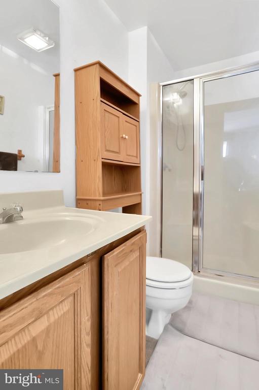 Master Bathroom - 9 SPRINGER CT, THURMONT