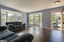 Beautifully Lit Living Room - 100 MOSER CIR, THURMONT