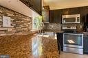 Upgraded Counters and Backsplash - 100 MOSER CIR, THURMONT