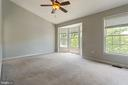 Large and Neutral Primary Bedroom - 100 MOSER CIR, THURMONT