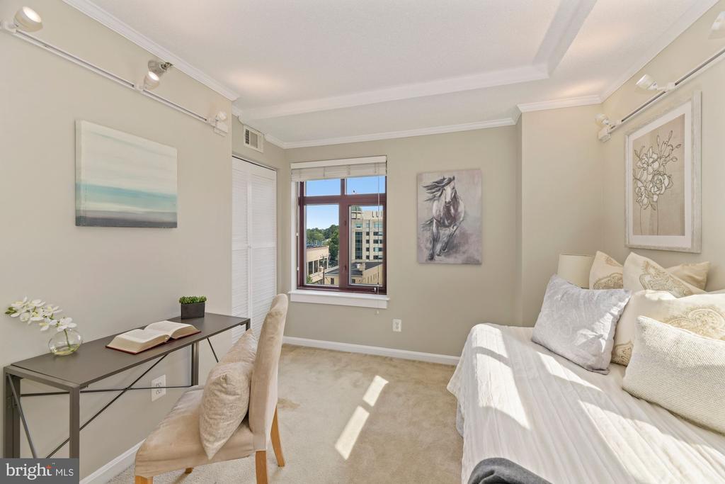 Second bedroom - 2400 CLARENDON BLVD #505, ARLINGTON