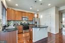 Granite Counters - 42660 NEW DAWN TER, BRAMBLETON