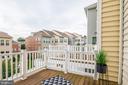 Trex Balcony w/Open Views - 42660 NEW DAWN TER, BRAMBLETON