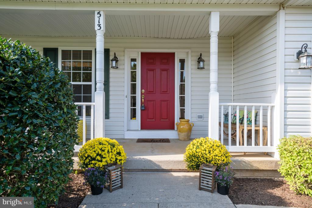 Welcome! - 513 EWELL CT, BERRYVILLE