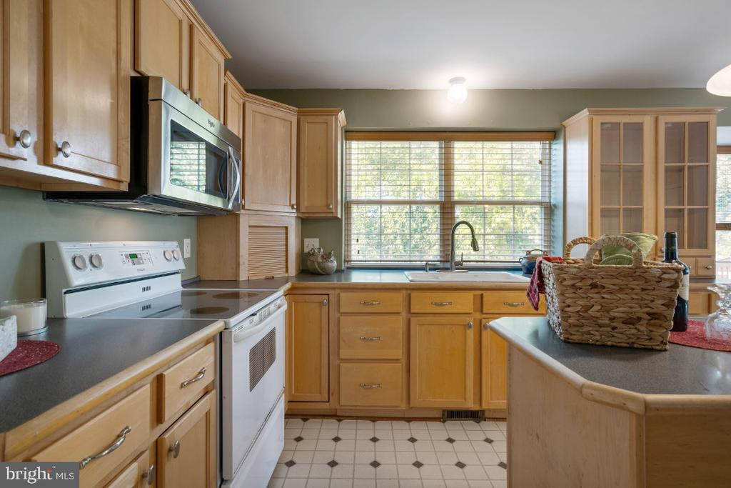 Lots of Cabinets & Large Windows! - 513 EWELL CT, BERRYVILLE