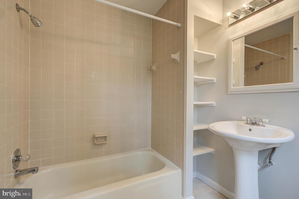 Second bathroom - 13832 TURNMORE RD, SILVER SPRING