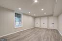 Sixth bedroom in the basement - 13832 TURNMORE RD, SILVER SPRING