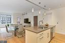 Kitchen and Dining - 1700 N CLARENDON BLVD #123, ARLINGTON