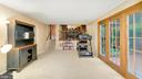 Family Room to Kitchen - 2056 FARRAGUT DR, STAFFORD