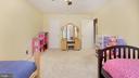BR2 w/Ceiling Fan & Walk In Closet - 2056 FARRAGUT DR, STAFFORD