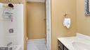 Upper Level Hall FBA w/TubShower & Linen Closet - 2056 FARRAGUT DR, STAFFORD