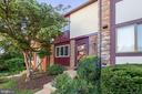 3 lvl townhome. 2 assigned parking spaces - 702 GILES PL, STERLING